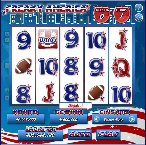 FreakyAmerica
