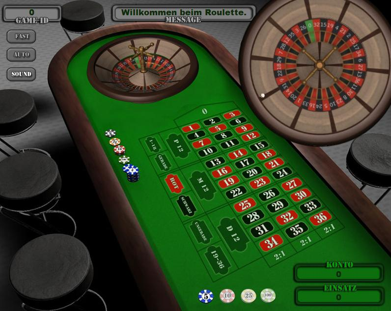 Roulette3D